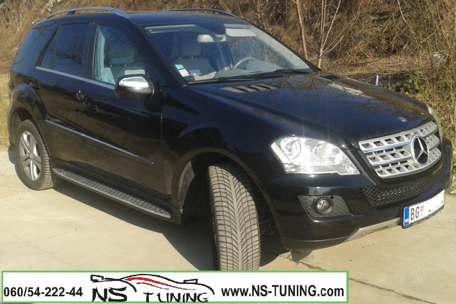 MERCEDES ML w164 bocni pragovi AMG look