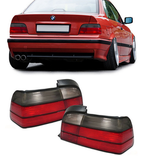 BMW E36 stop svetla retro look