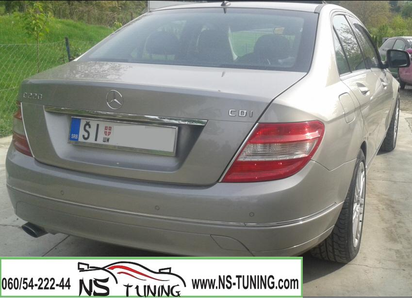 DISTANCERI Mercedes C klasa w204 5x112 20mm