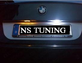 LED osvetljenje tablice BMW  E60